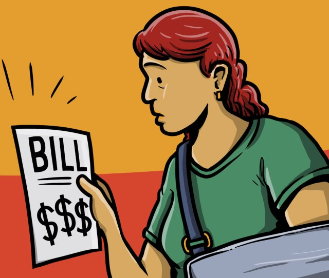 Share Your Bill Make Health Costs Transparent In California Price Check State Of Health Kqed News