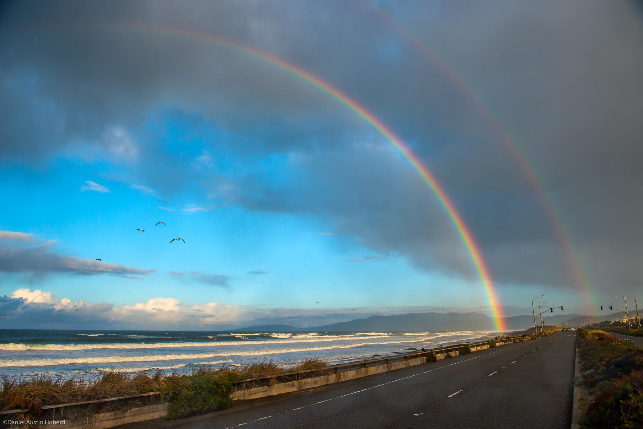 Move Over Roy G Biv Rainbows Get A Makeover