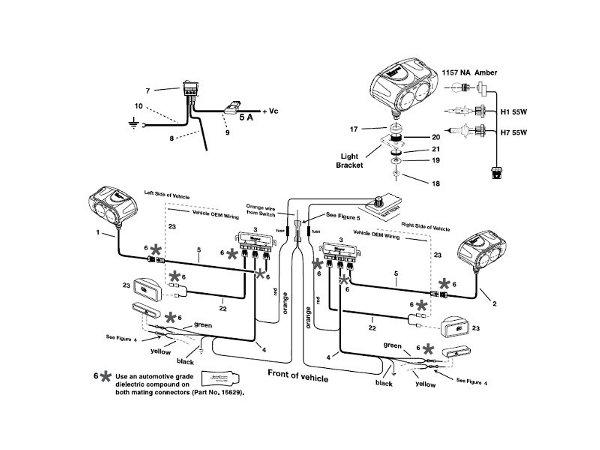 meyer nite saber 2 wiring diagram