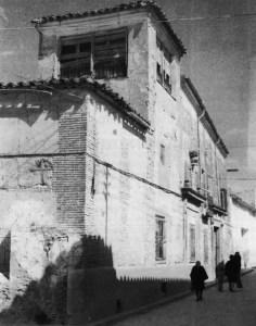 Casa de las Dos Puertas, años 80