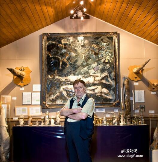全世界第一个丁丁博物馆,全都是实打实的真货…