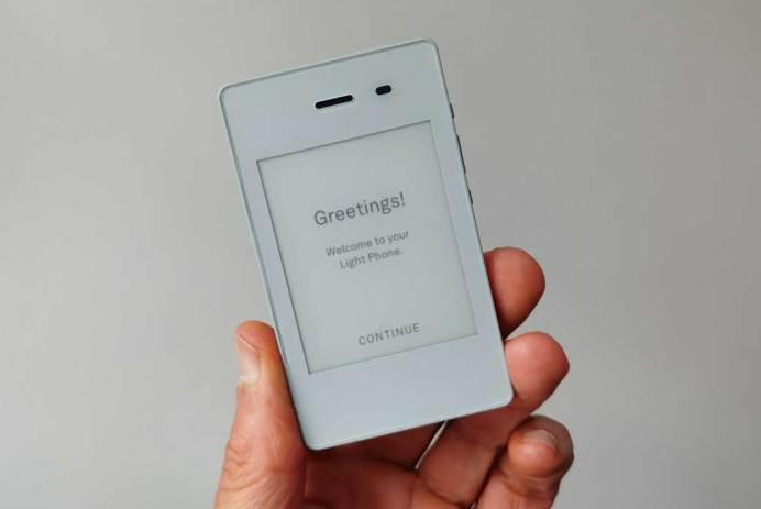 téléphone Light phone 2 Canada minimaliste minimalisme