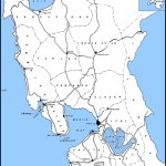 Map Map Of Luzon Philippines From Lingayen Gulf To Manila Bay World War Ii Database