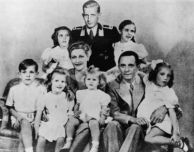 The Goebbels poisoned their six children