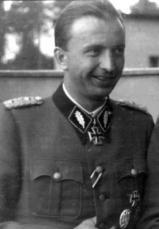 Wilhelm Bittrich und Hermann Fegelein