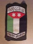 Freies Arabien sleeve patch