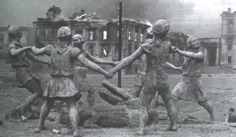 Battle for Stalingrad, 23 August 1942-02 February 1943