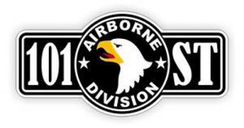 The 101st Airborne Division  506th Band of Brothers, liberators of