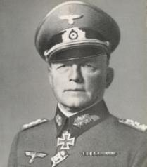 """Kleist, Paul Ludwig """"Ewald"""" von. - WW2 Gravestone"""