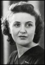 """Braun-Fegelein, Margarete Berta """"Gretl"""""""