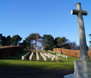 Hastings Cemetery WW2