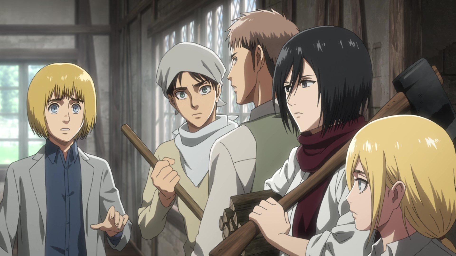 Attack on Titan Season 3 Episode 1 English Dubbed - AnimeGT