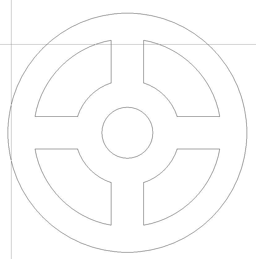 2D- Zeichnung Ecken verrunden (Elektrotechnik/EPLAN