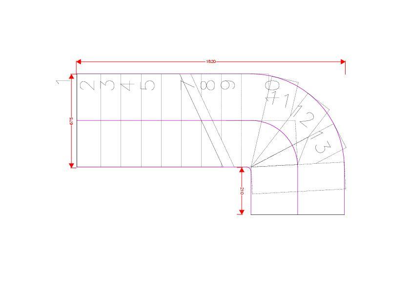 Treppe erstellen nur am Pfad mit 1/4 Windung (Autodesk/AutoCAD Architecture ACA (ADT)) - AUGCE.de
