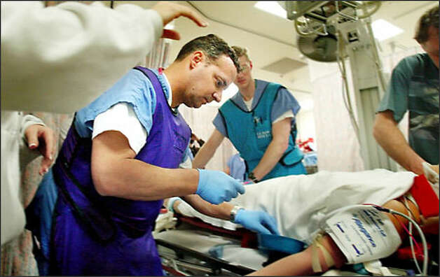 Medics hone their perishable skills  seattlepicom