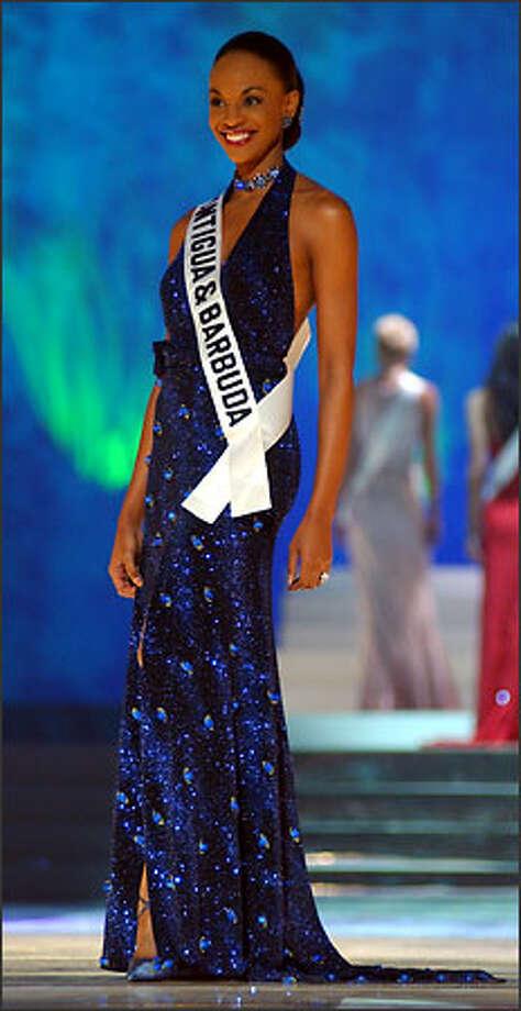Miss Universe 2003 seattlepicom