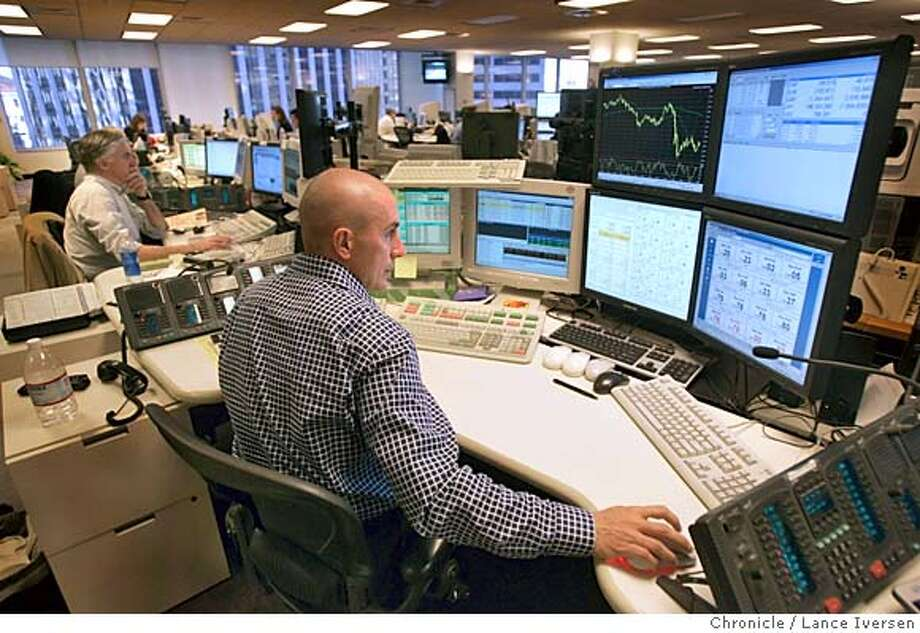 Bankings soldiers of fortune  Foreign exchange traders on front line of currency war  SFGate
