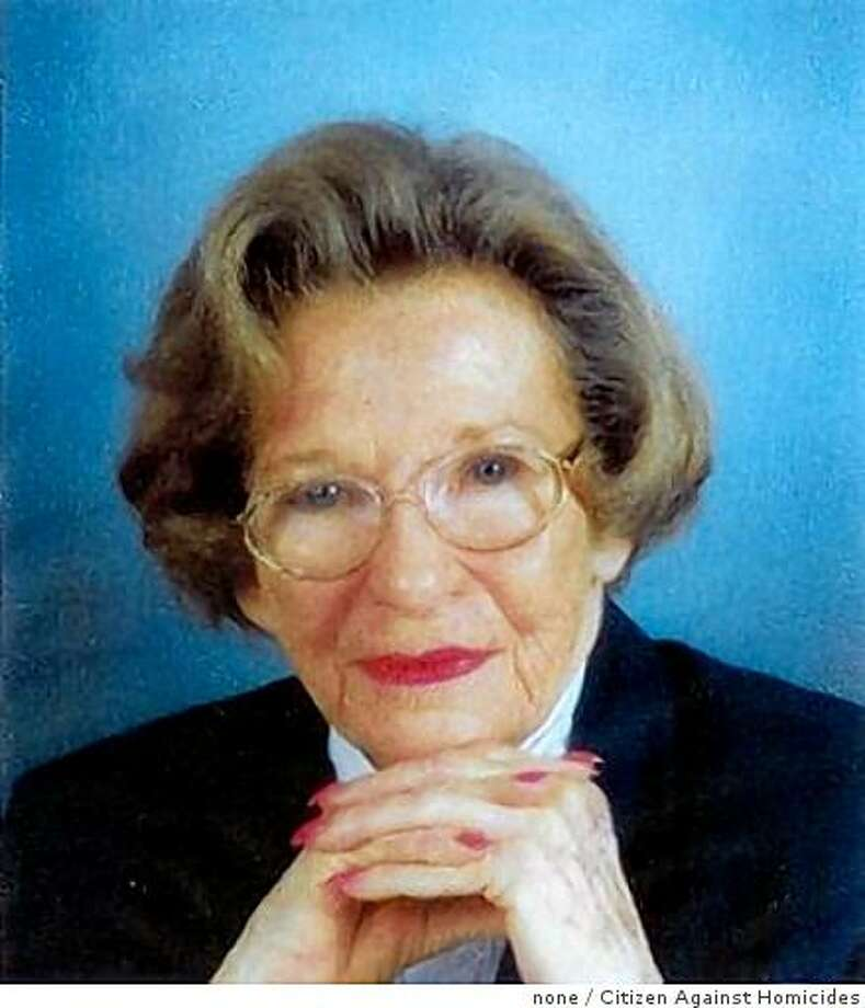 Jane Alexander Dies  Victims' Rights Advocate  Sfgate