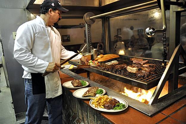Santa Maria Califstyle barbecue  SFGate