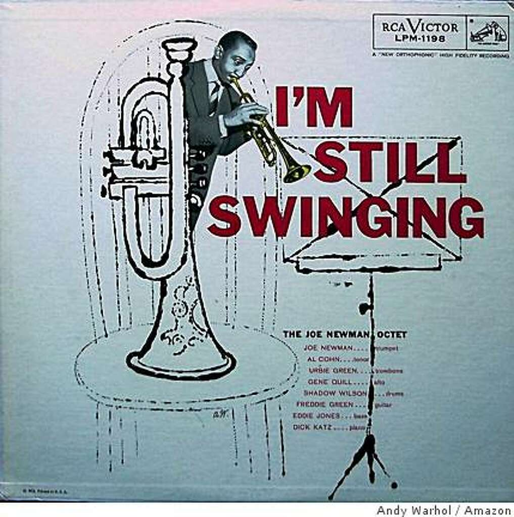 Image result for warhol 50s jazz cover art
