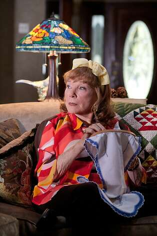 Shirley MacLaine in BERNIE_MG_0419.CR2 Photo: Millennium Pictures / SF