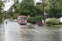 Sewer service, power interrupted in parts of Norwalk ...