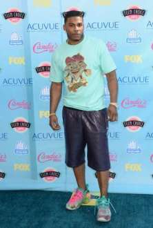 Rapper Nelly attends the Teen Choice Awards 2013 at Gibson Amphitheatre on August 11, 2013 in Universal City, California.  (Photo by Jason Merritt/Getty Images) Photo: Jason Merritt, Getty Images