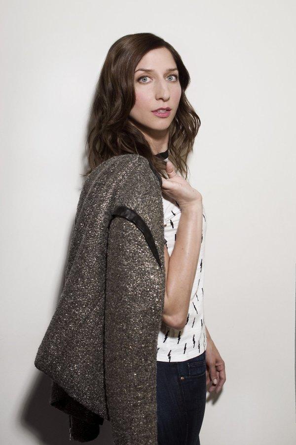 Chelsea Peretti Brings Stand- Show 'brooklyn'