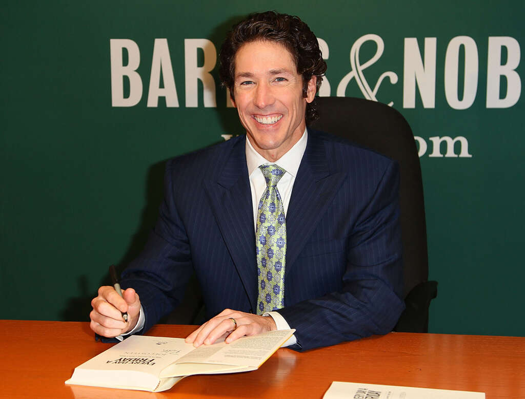 "Pastor"" Joel Osteen by the Numbers and Statistics  