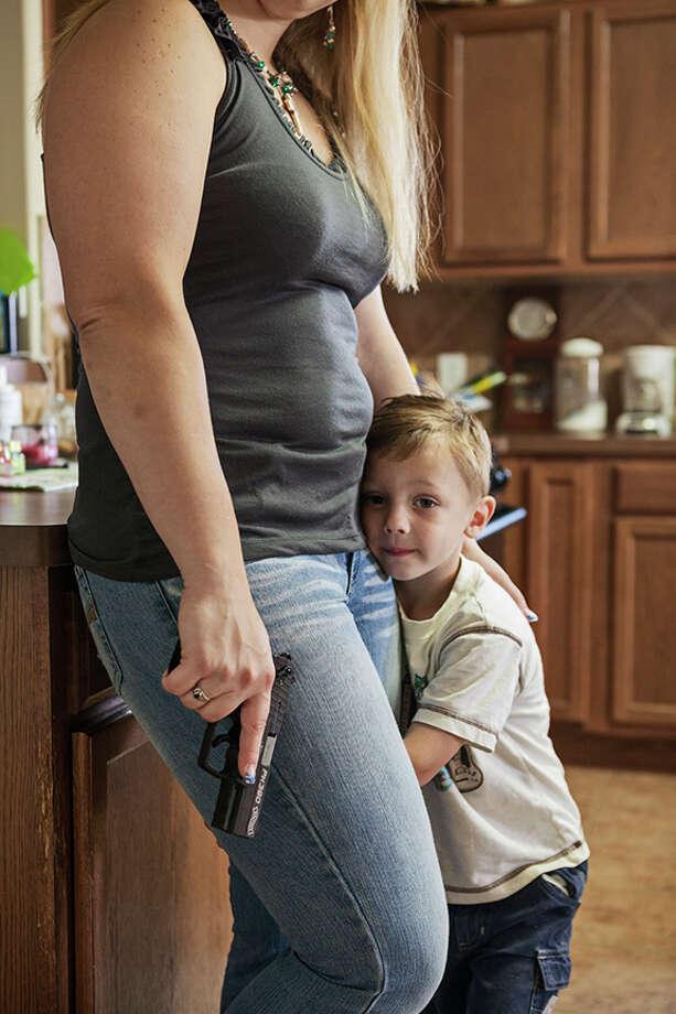 Houston Photographer Captures Texas Women With Their