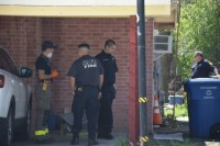 Man's body found in fireplace of West Side home - Houston ...