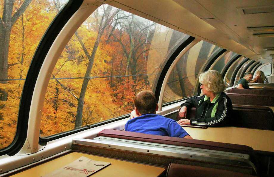 Read about Amtrak's Great Dome Car at mySA.com.