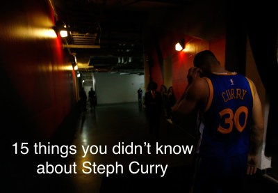 15 things you didn't know about Steph Curry - SFGate