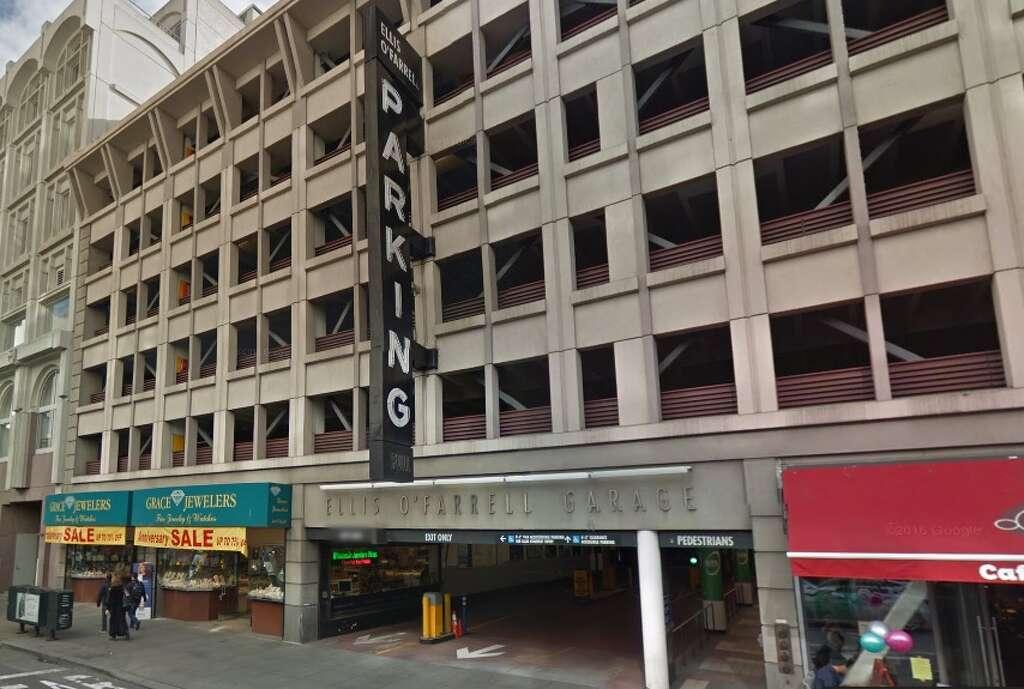 san francisco downtown parking  DriverLayer Search Engine