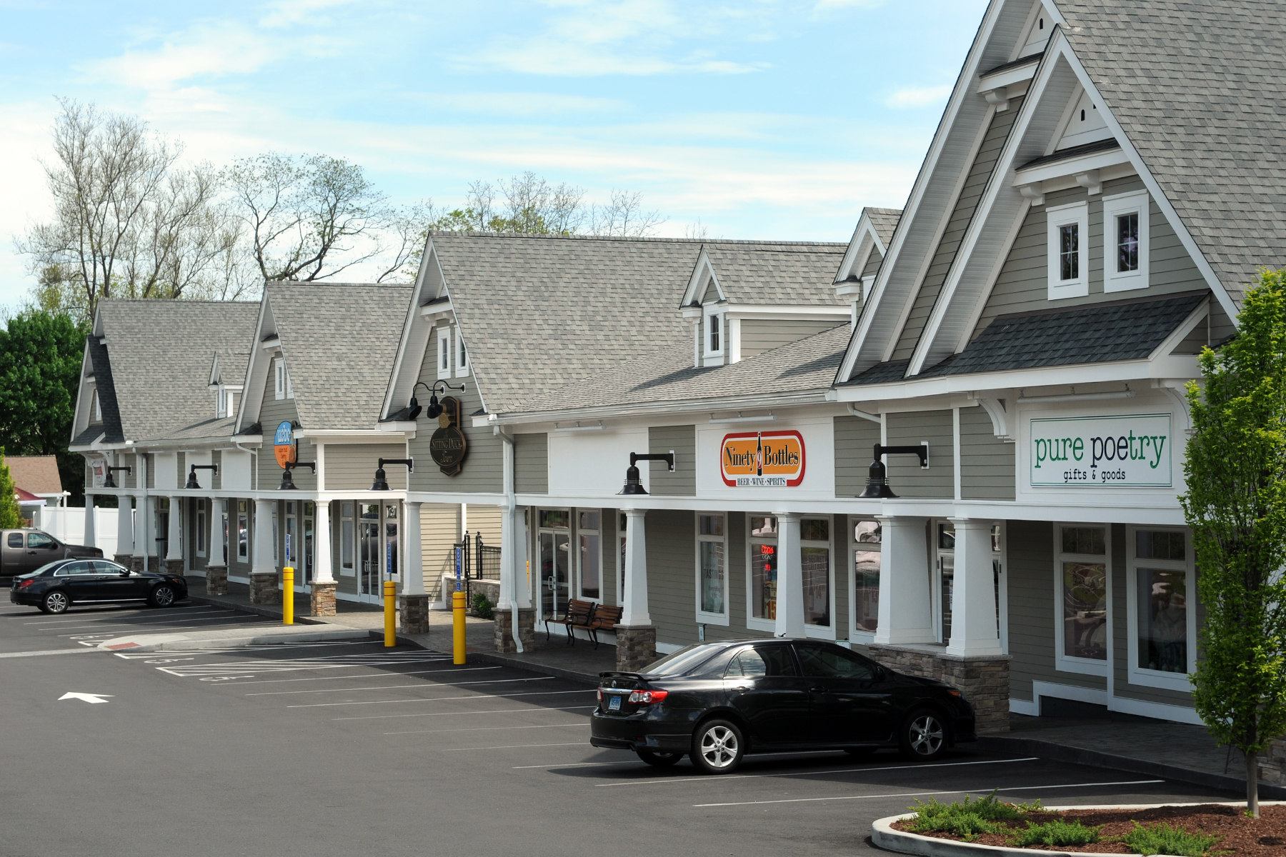 Shopping plazas bring dozens of new businesses to Trumbull