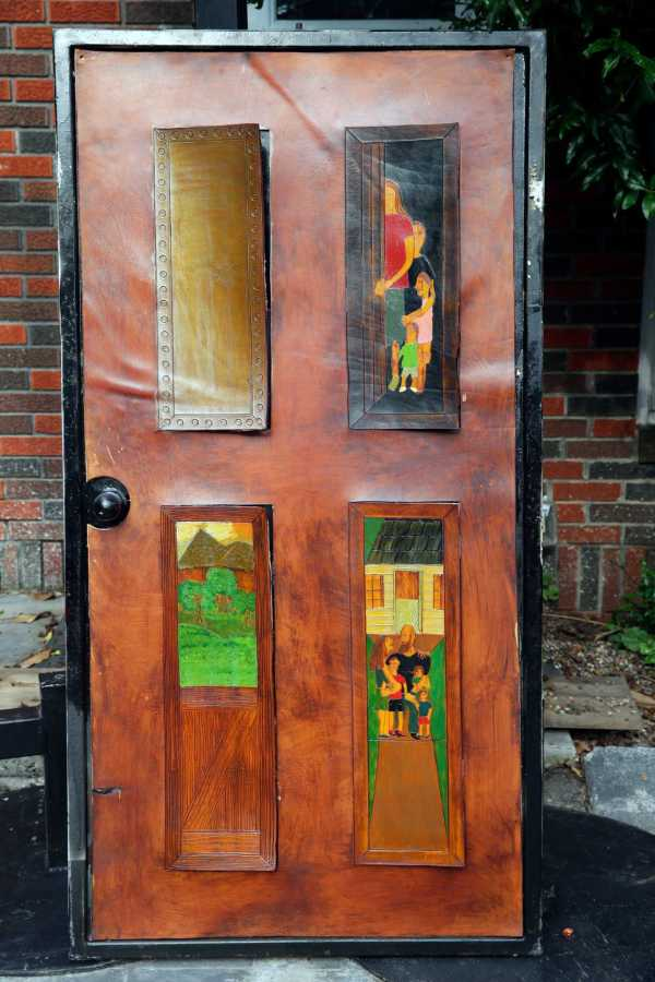Veterans Benefit Open Door Art Program - San