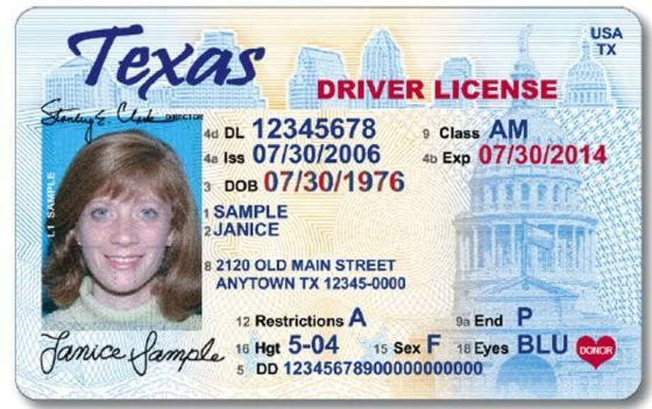 Texas Id Requirements Minors Getting