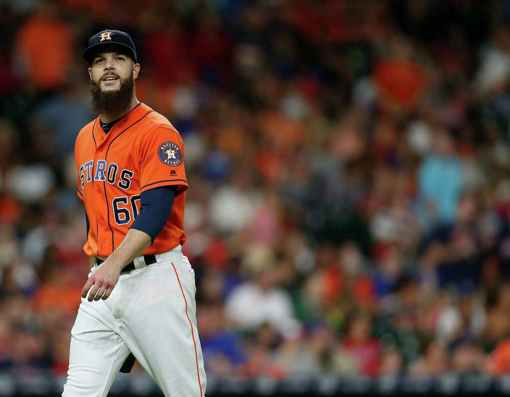 Astros Avoid Arbitration With Dallas Keuchel George Springer