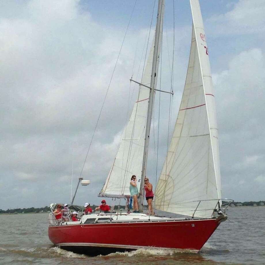 Houston Yacht Club Hosts Womens Sailing Weekend Houston
