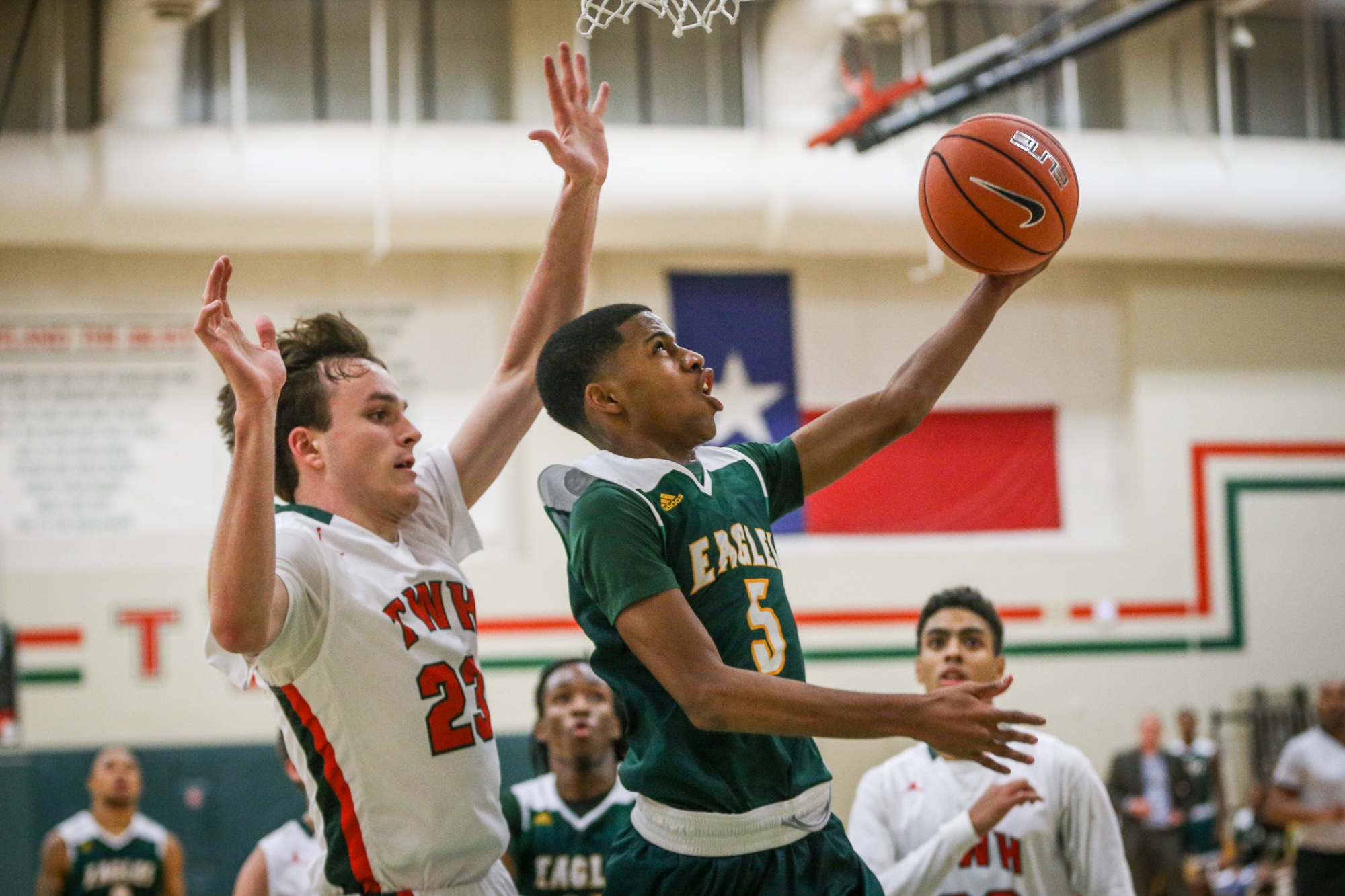 HOOPS TABC high school basketball rankings  The Courier