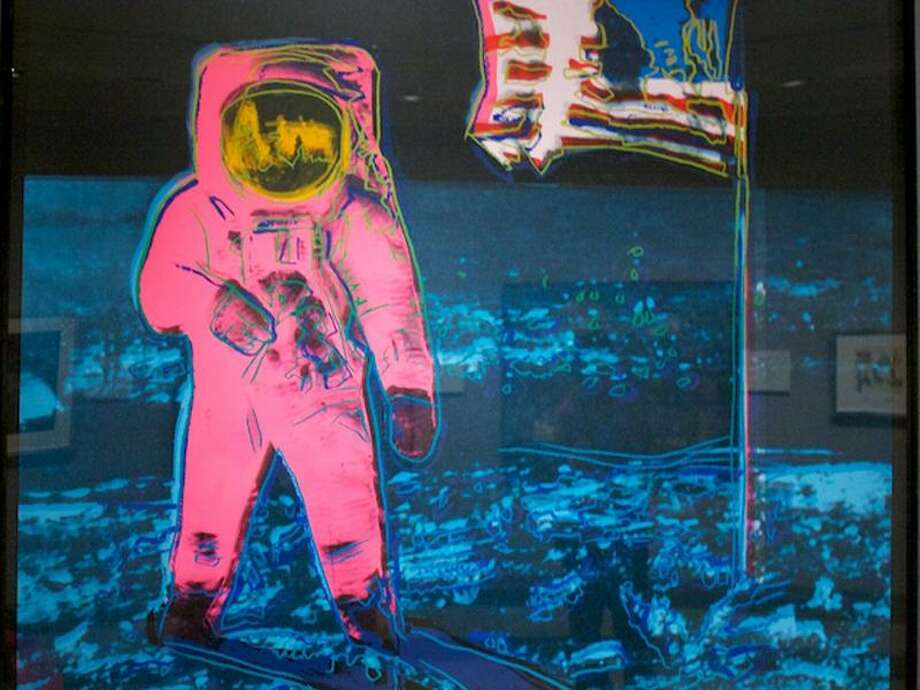 The Coolest Art Inspired By Nasa's Achievements  Houston