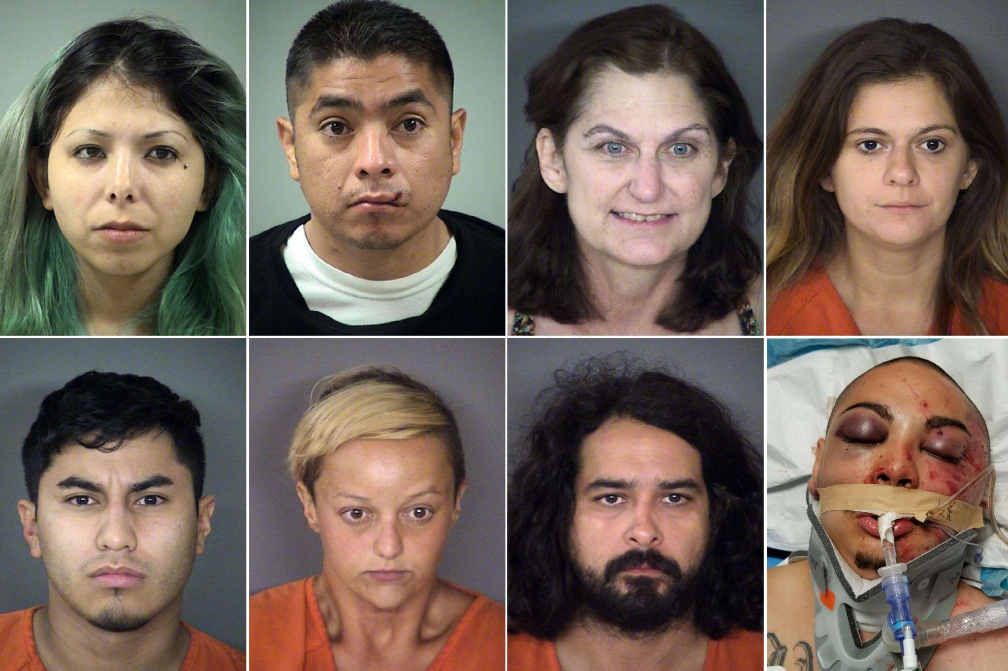 July 2017 Dwi Arrests San Antonio Express News
