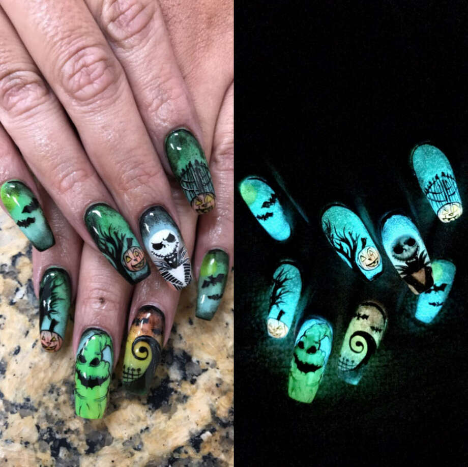 Over The Past Eight Years Nichole Herrera Of Artistic Nails Has Been Doing In