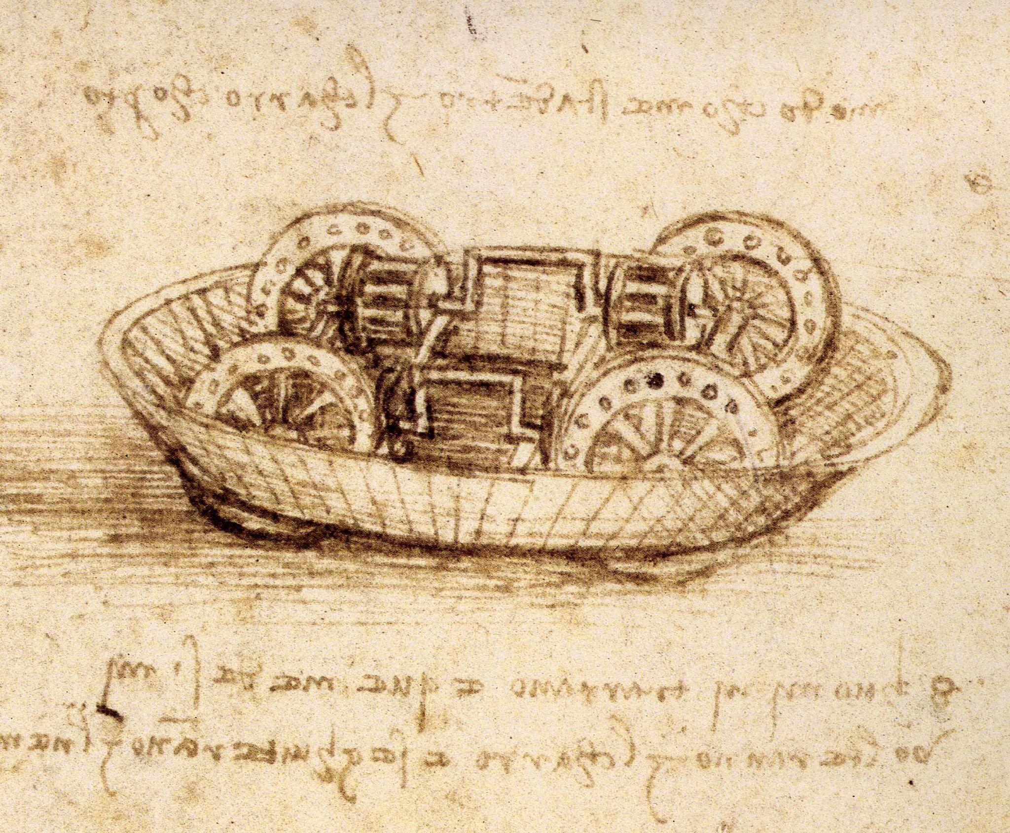 Even Leonardo Da Vinci Made Math Mistakes