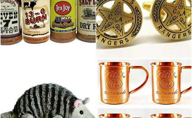 The Texas Gifts To Send To Your Out Of State Family And