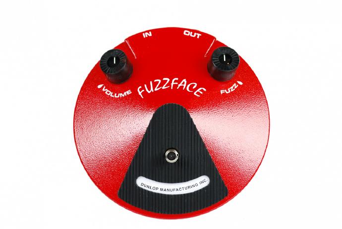 DUNLOP - JDF2 Fuzz Face