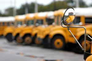 School Bus Stop Safety Tips