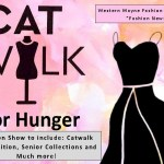FASHION SHOW: NEW DATE June 6th –  CATWALK for HUNGER