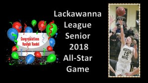 Roedel selected for Senior All-Star Basketball game