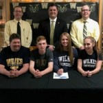 Laura Booths commits to Wilkes University
